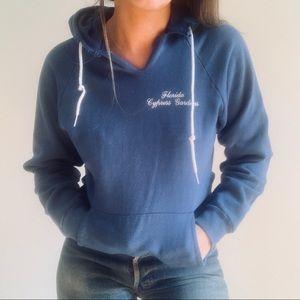 Vintage 80s Florida Hoodie Sweatshirt